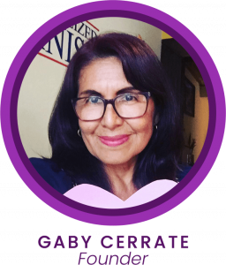 Gaby Cerrate - Founder